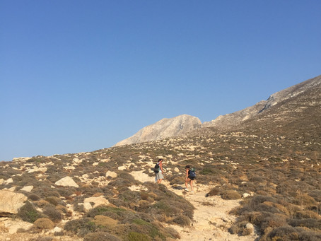 Kalamos Peak: A life changing walk