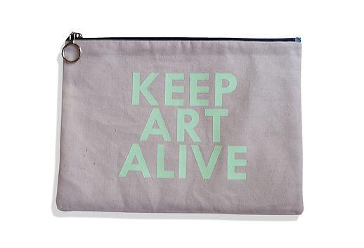 keep art alive tablet case.JPG