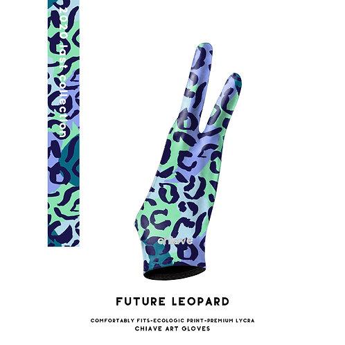 Future Leopard Art Glove l Digital Artist Glove l Drawing Glove l Wacom Glove