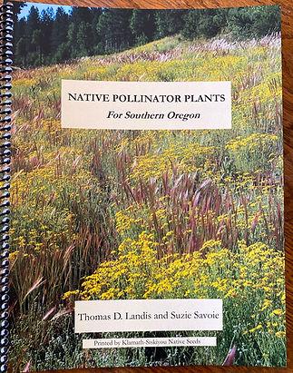 native pollinator plant book.JPG