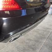 flush mount rear parking sensors