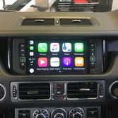 "Range Rover l322 9"" alpine screen"