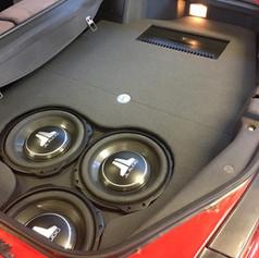 Mitsubishi GTO boot build