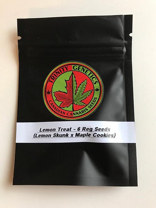 Lemon Treat F1 - 6 Regular Cannabis Seeds