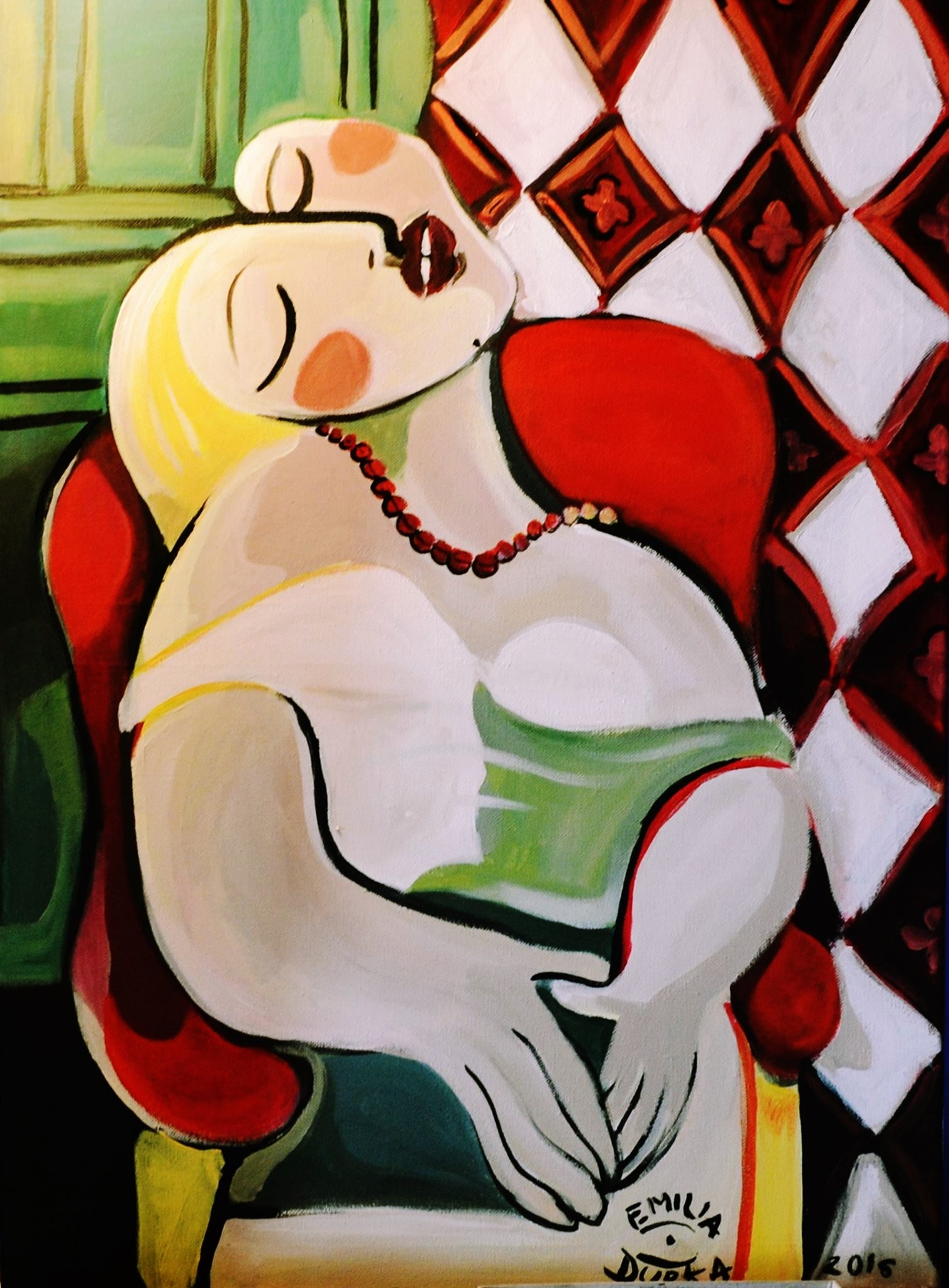 Dreaming about Picasso