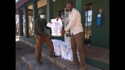 Maize meal donations