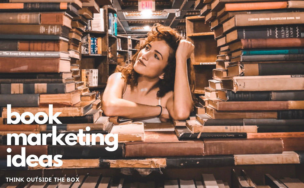book marketing ideas