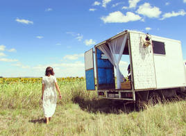 Life is free in a tiny house