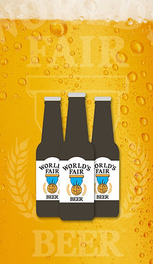 Worlds Fair Beer Mobile Screen