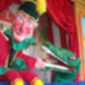 Punch n Judy Puppet Show