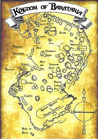 Site map - TN Pirate Fest 2021
