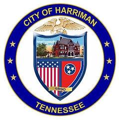City of Harriman logo