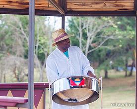 Caribbean Steel Drum