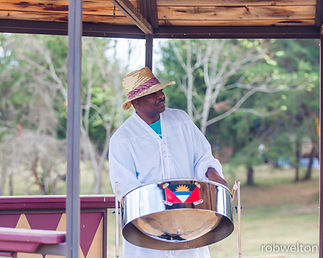 Caribbean Steel Drum