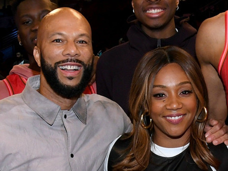 Tiffany Haddish Talks Turning Boyfriend Common Down Multiple Times Before They Got Together