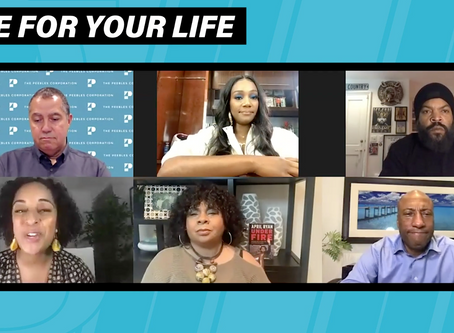 Ice Cube, Tiffany Haddish and Don Peebles talk economic equality on 'Vote For Your Life'