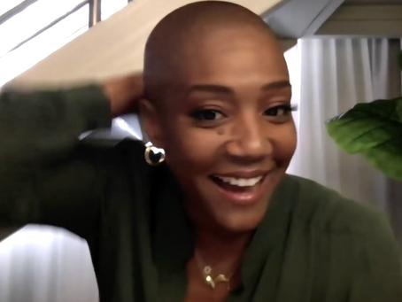 Tiffany Haddish Reveals Why She Shaved Her Head