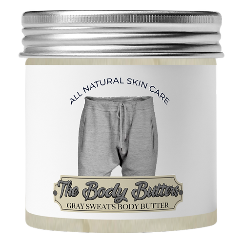 Gray Sweats Body Butter