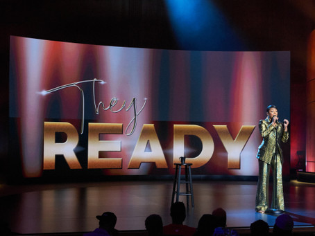'Tiffany Haddish Presents: They Ready' Renewed At Netflix, Set To Film With Audience This Weekend