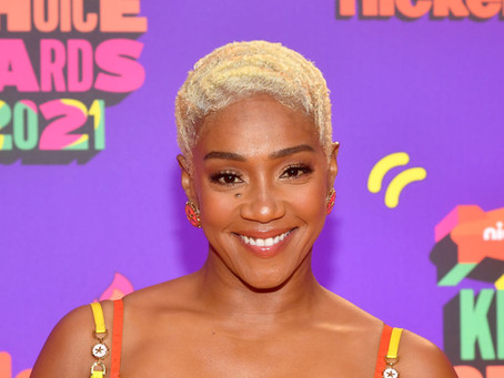"""""""I'm The Prize"""" Tiffany Haddish Explains Why She Made Common Pursue Her"""
