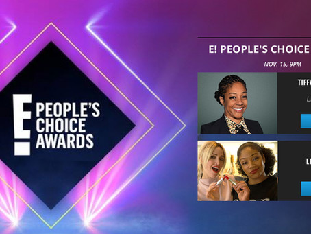 Tiffany Haddish Nominated For Two People's Choice Awards