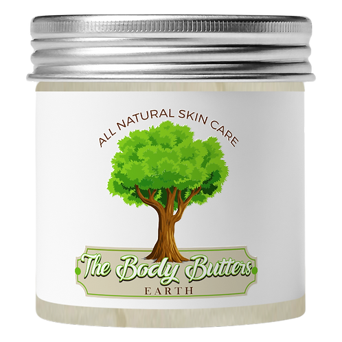 Earth Body Butter (Unscented)