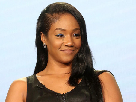 """Tiffany Haddish Would Host the Oscars if It """"Made Sense"""" (EXCLUSIVE)"""