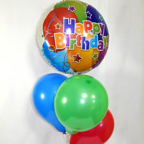 Luckey's Balloon Bouquet
