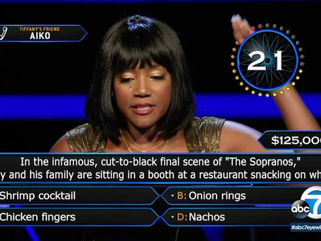 Jimmy Kimmel Gives Away Big Money to Tiffany Haddish on 'Who Wants to be a Millionaire'