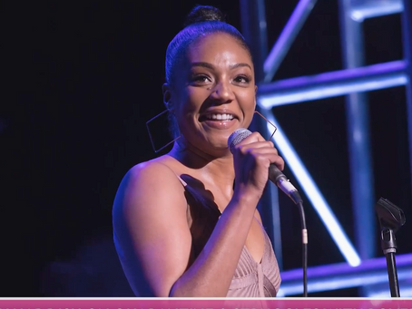 Tiffany Haddish Shows Off 30-Day Body Transformation and Says She's Ready to 'Build Muscle'