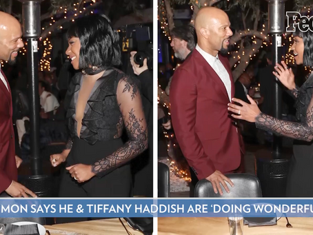 Tiffany Haddish Says She Doesn't Mind Time Apart from Boyfriend Common: 'I Need Space'