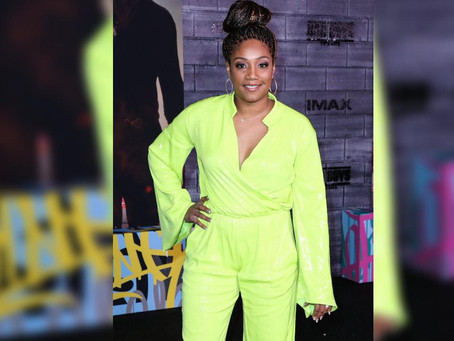 Are Hue Kidding? Tiffany Haddish, Kristen Bell & More Nail Neon On The Red Carpet