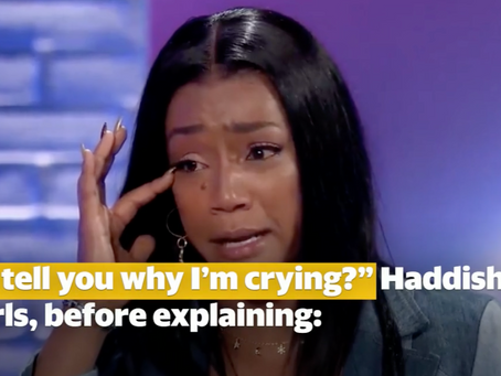 Tiffany Haddish's Grammy win turned into a Black history lesson for 'Kids Say the Darndest Things