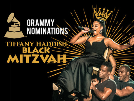 Tiffany Haddish Is Nominated For A 2021 Grammy...