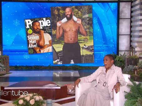 You Can All Thank Tiffany Haddish For Common's Sexiest Man Alive Photos