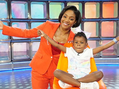 Tiffany Haddish On Why She Connects So Easily With Kids