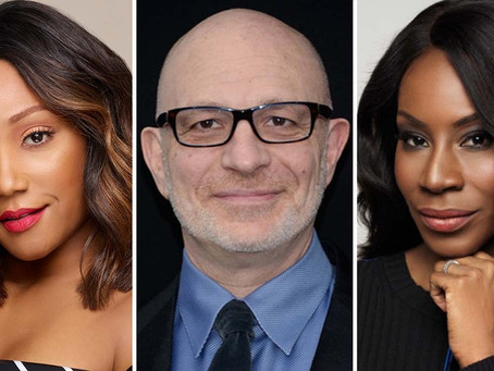 Tiffany Haddish, Akiva Goldsman Shopping Shakespeare's Dark Lady Series (Exclusive)