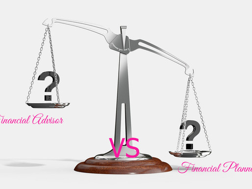 Financial Advisor vs. Financial Planner