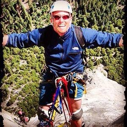 Climbing the Nose of El Capitan, Yosemite in a day with Hans Florine