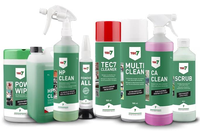 TEC7 čistaći