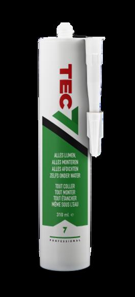Tec7 MS polimer za brtvljenje, silikoniranje, lijepljenje, hidroizolaciju
