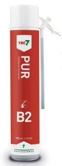 PUR Pro jednokomponentna pur pjena za izolaciju