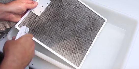 čišćenje filtera