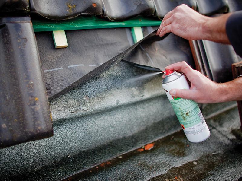 Odmaščivanje površine sa Tec7 Cleaner-om