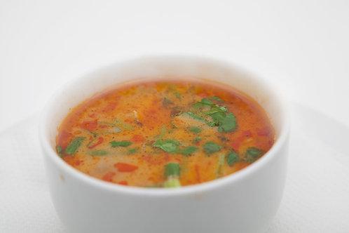 Tom yam, pikant zure soep-variaties
