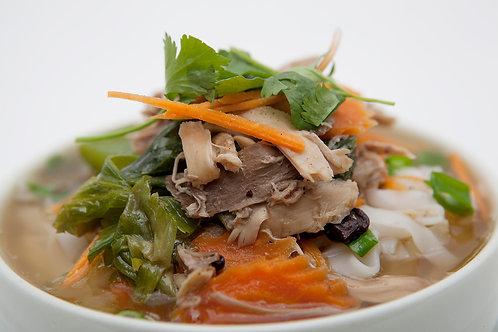 202: Kwai tiaw, Thaise noodle soep van mijn vrouw
