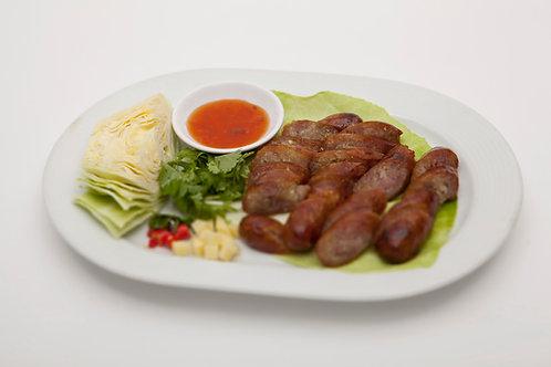 111: Sai Kok, huisgemaakte Thaise worstjes