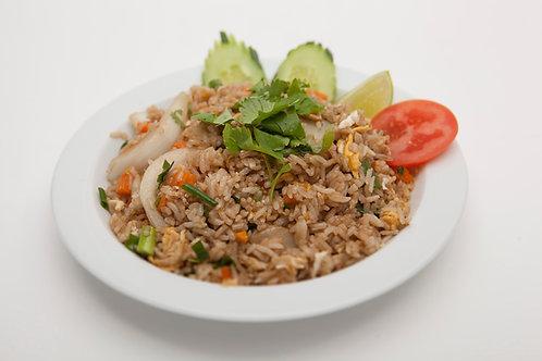 807: Koa pad kai, Thaise gebakken rijst met ei
