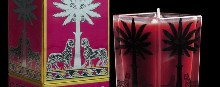 Ortigia scented candles