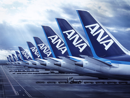 ANA  will invest about 1.7 trillion yen ($15.9 billion) over the next five years